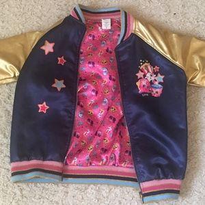 Childs Shopkins jacket